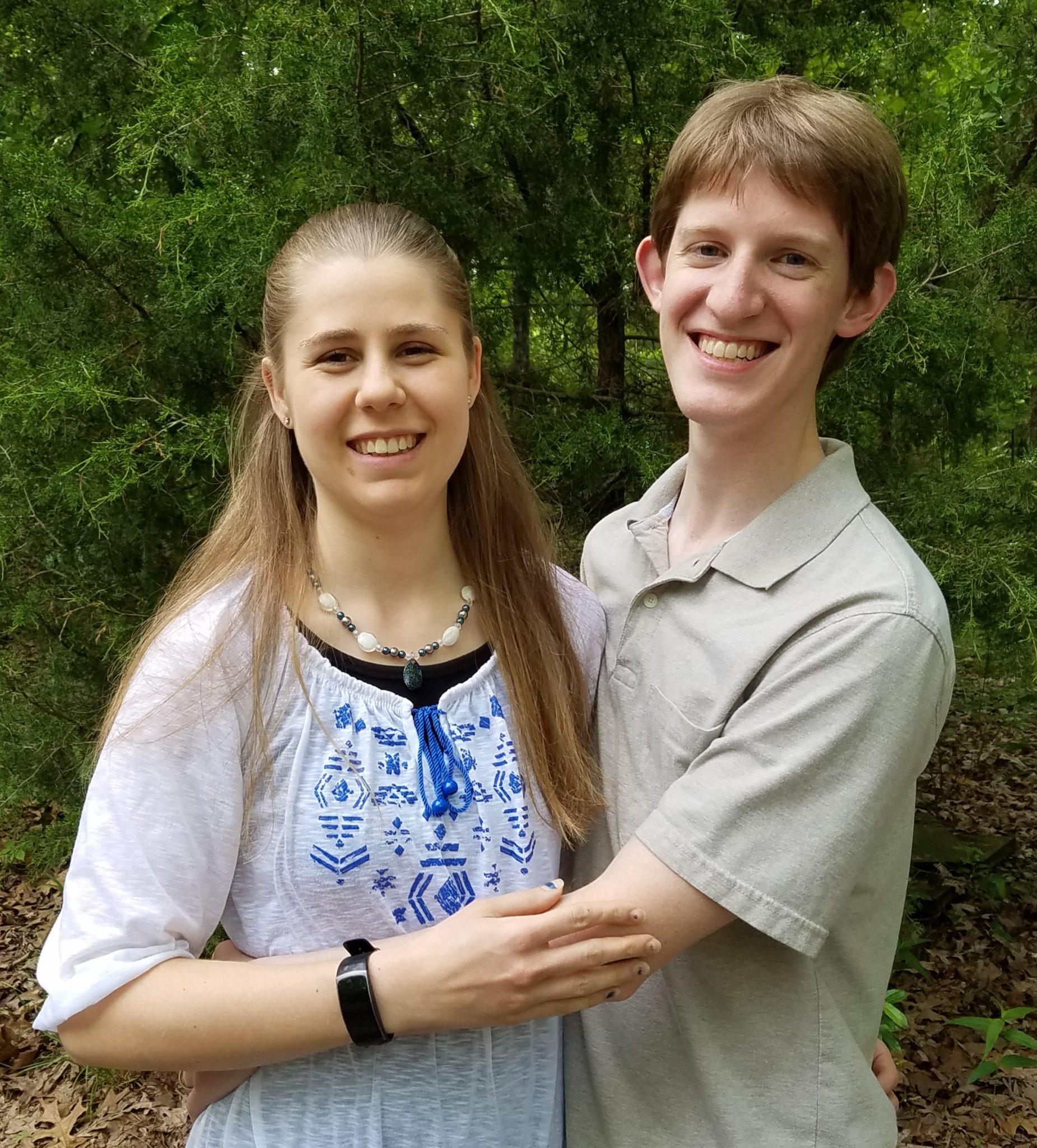 Lifetime Adoptive Parents Josiah and Paige