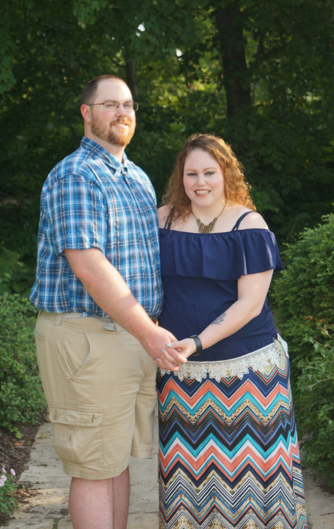 Lifetime Adoptive Parents Christopher and Taryn
