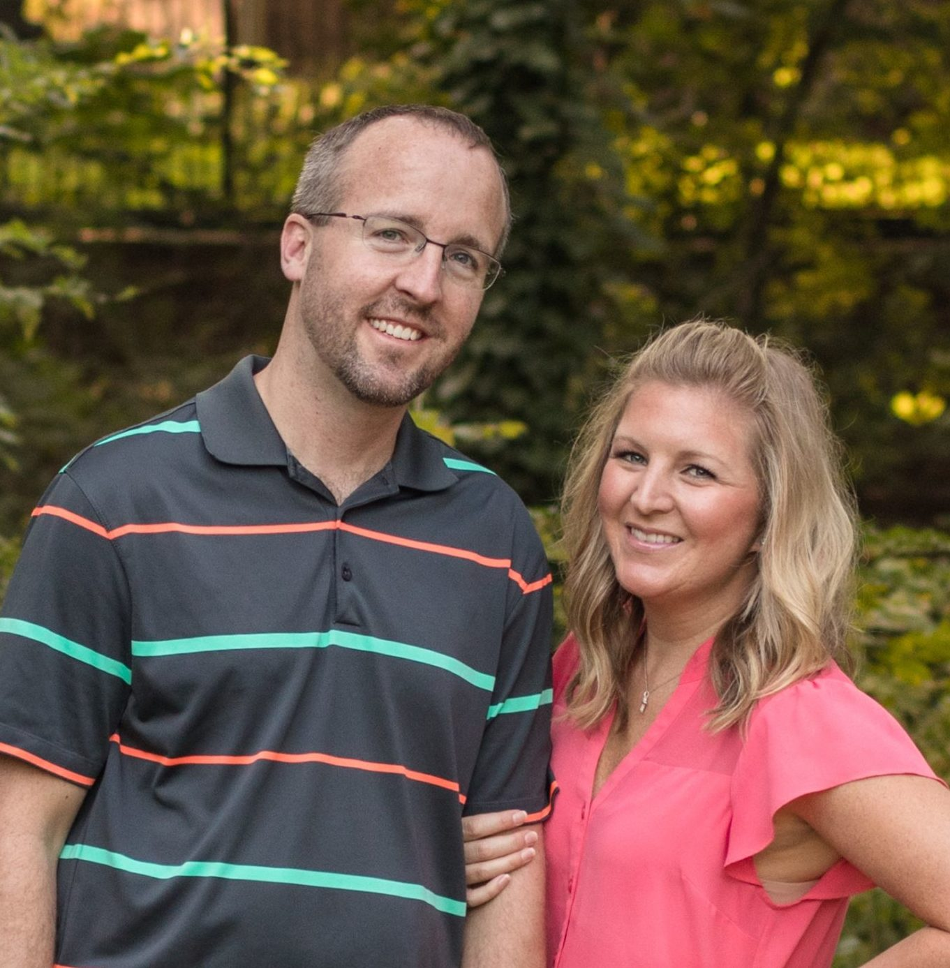 Lifetime Adoptive Parents Andrew and Allison