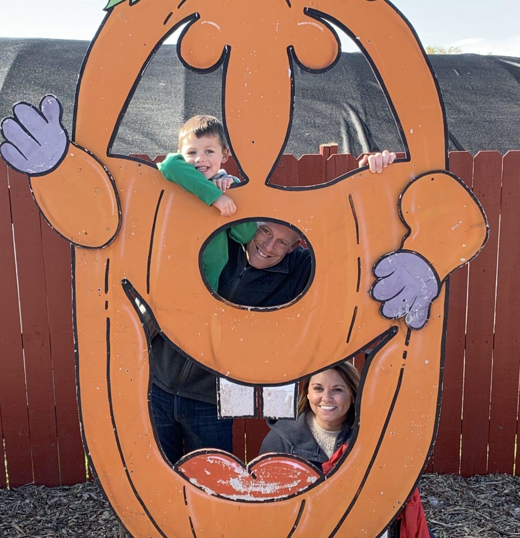 Lifetime Adoptive Parents Bryan and Rikki