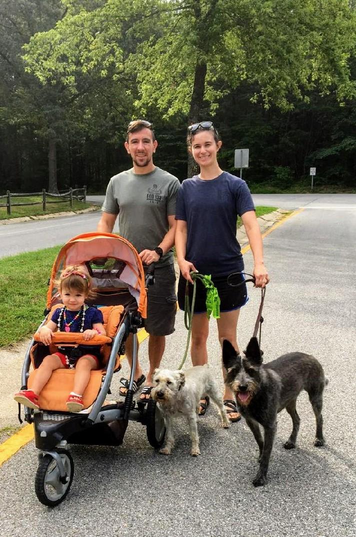 Lifetime Adoptive Parents Rob and Ashley