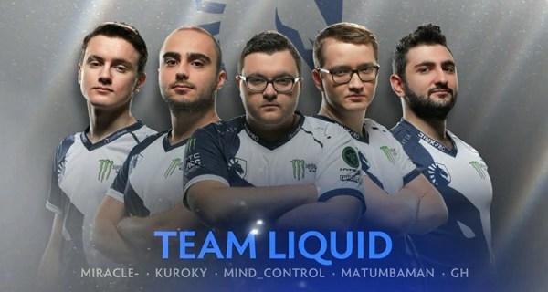 Team Liquid обошла Natus Vincere в ESL One Genting 2018