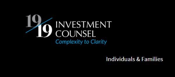 1919 Investment