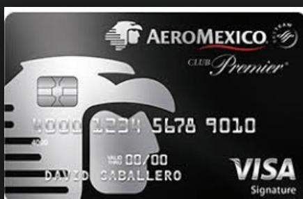 AeroMexico Visa Credit card