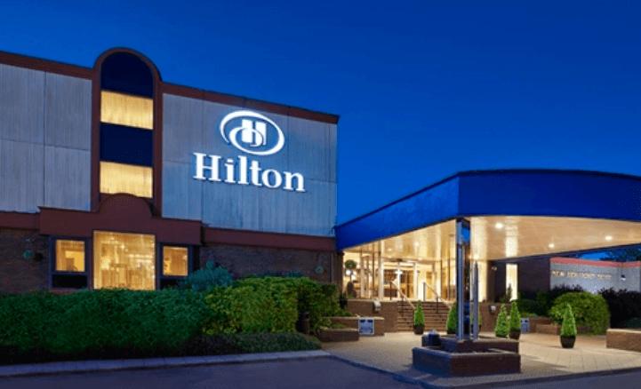 HILTON TMTP HOTELS LOCATION