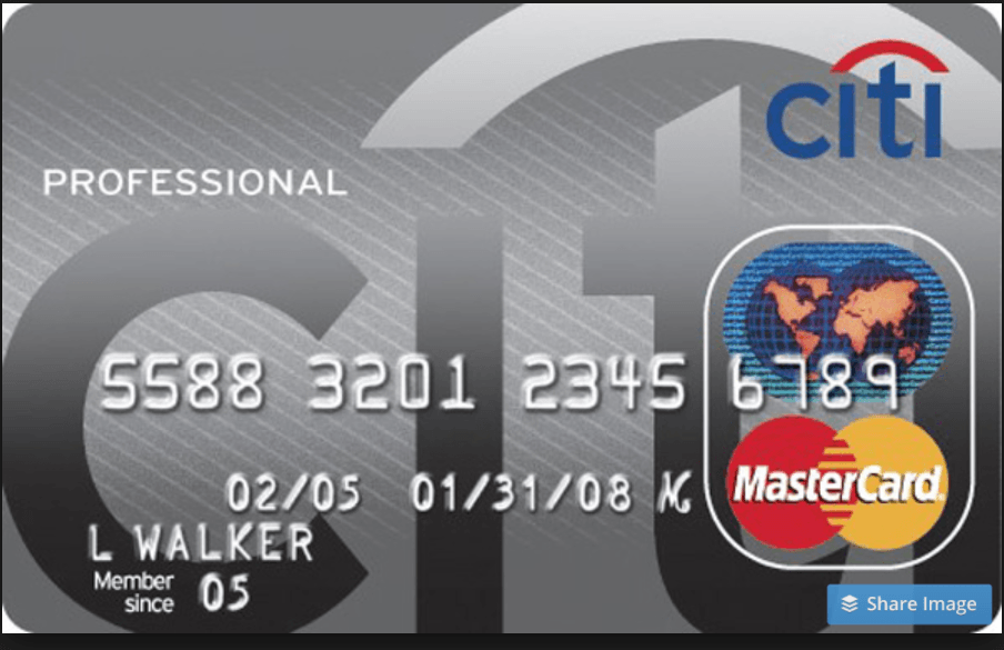 citicards login