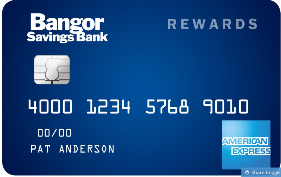 BANGOR SAVINGS BANK VISA