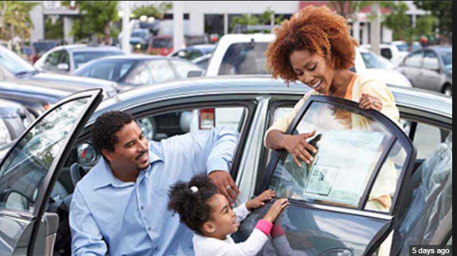 tips for making purchases of cars with credit