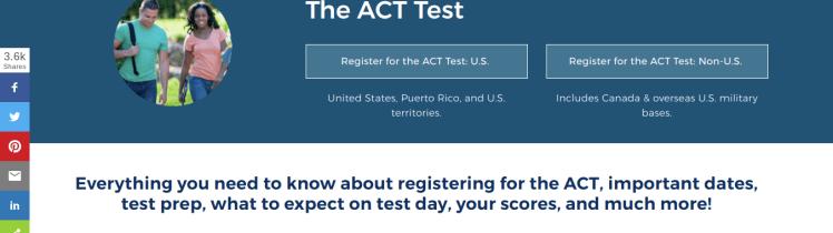 ACT Stdent Logo