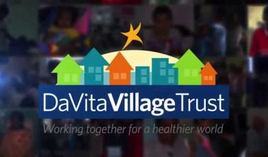 Davita Village Logo