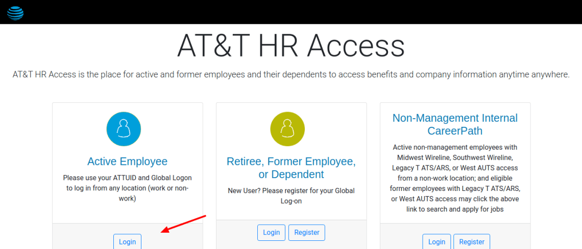 AT T HR Access