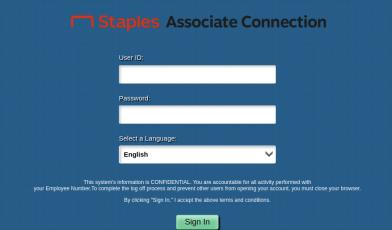 PeopleSoft Enterprise Sign in