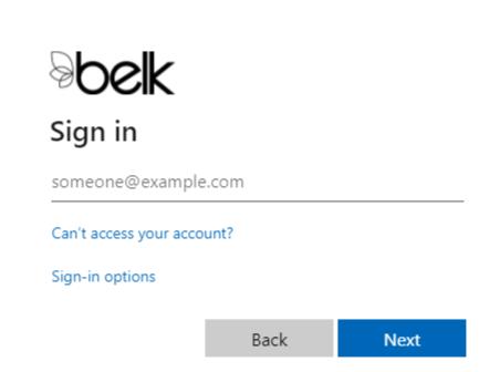 Belk associate login