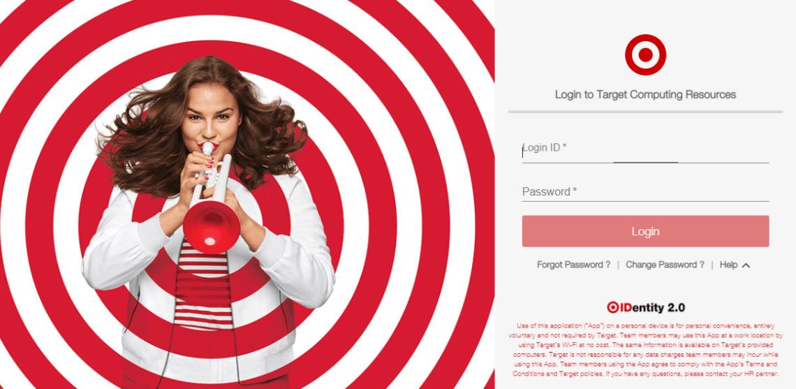 target ehr employee login