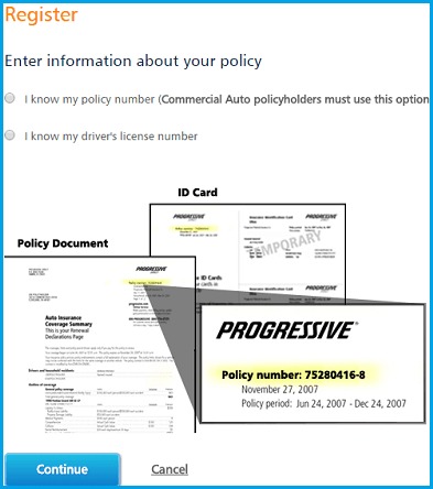Progressive Home Insurance Binder Request | Review Home Co