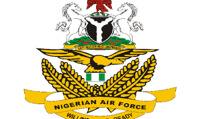 Nigerian Airforce Successful Candidate