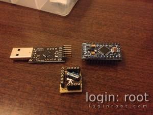 Arduino CP2102