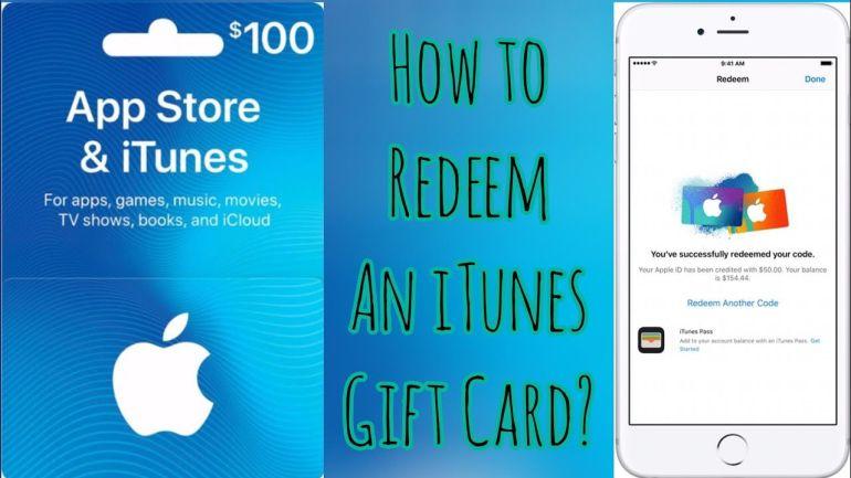 iTunes Gift Card Balance