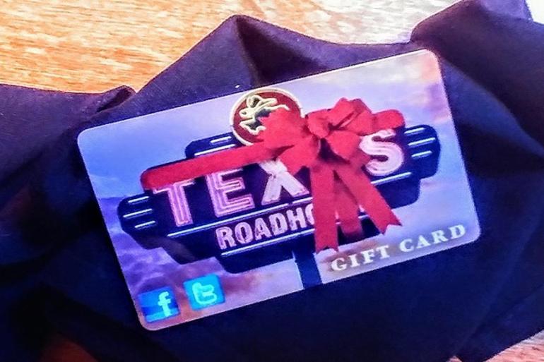 Texas Roadhouse Gift Card Balance