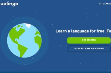 Dulingo Logo | logintips.net