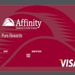 Affinity Federal Credit card | logintips.net