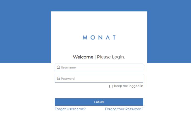 MONAT VIP Logo