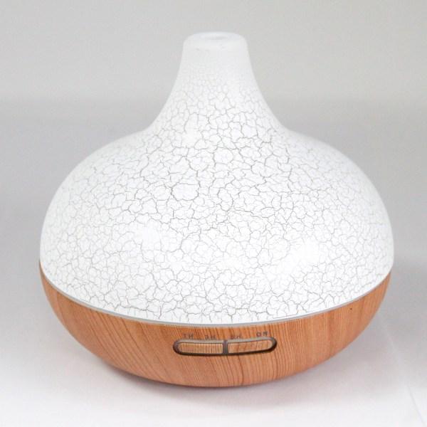 Aroma Diffuser, aromatherapy, aroma diffuser cone shape, white aroma diffuser