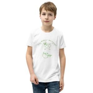 barnyoga, barnyoga t-shirt, dog t-shirt