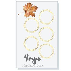 yoga card, yoga klippkort i täby, toga klippkort i åkersberga, yoga card online, yoga memebership
