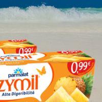 Yogurt Zymil ora anche al gusto ananas