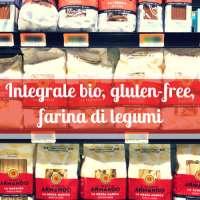 Pasta Armando: grano duro, integrale bio, gluten-free e multilegumi