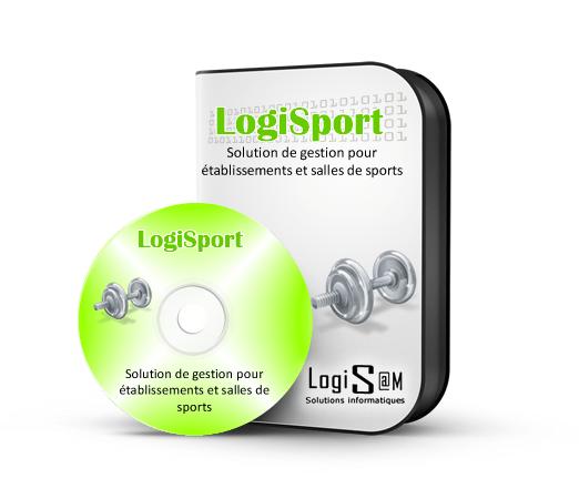 LogiSport Logiciel de gestion pour établissement sportif - LogiSam