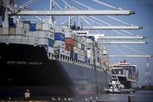 East Coast ports