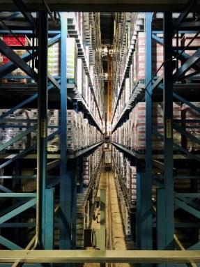 Warehouse Automation SR Machine