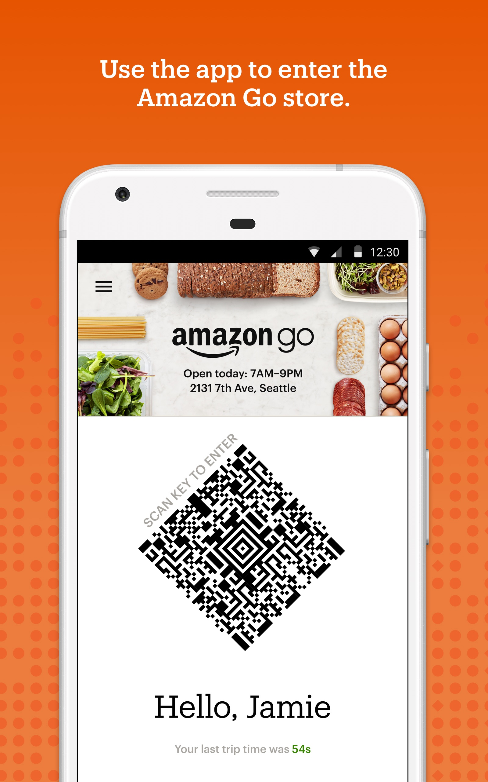 f4853dc4456e2f Amazon opened its check-out free Amazon Go convenience store to the general  public last week. This high-tech low-touch store is a busy urban  introvert's ...
