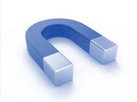 blue magnet