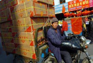 china last mile