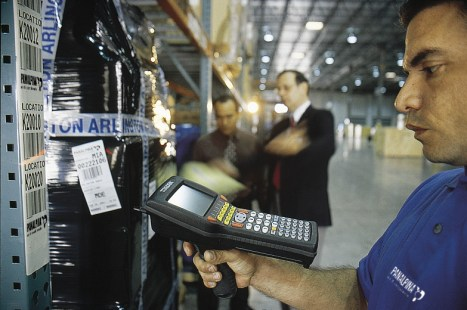 Using Smart Devices for Barcode Scanning in the Warehouse