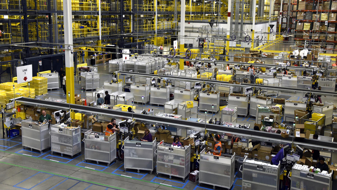 Is Amazon Building a First Mover Advantage in Logistics
