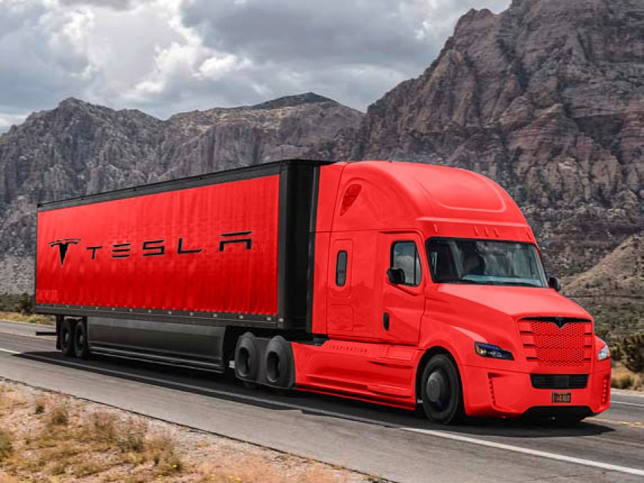 Tesla Truck Costs Twice as Much as Diesel