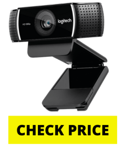 Logitech C922 Pro Stream Webcam Review and Features