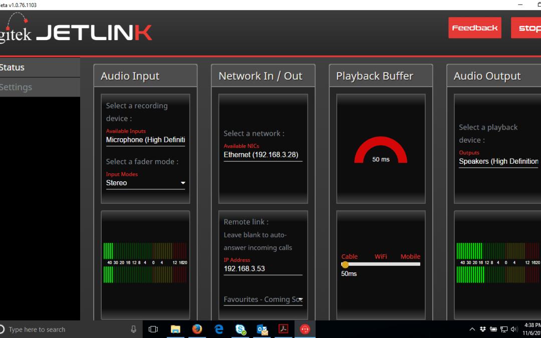 New JetLink Beta Released