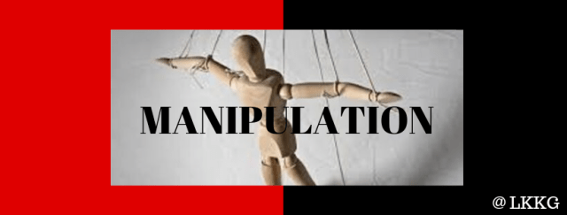 what is manipulation