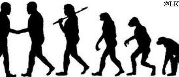 How does evolution explain our behavior?