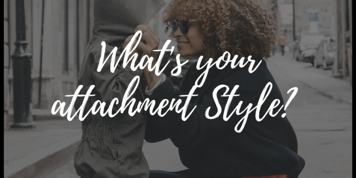 What are the attachment styles?