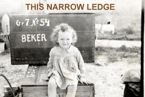Narrow ledge 400x600 - Professor Marilyn Beker mines personal stories for a premiere evening of spoken word theatre.