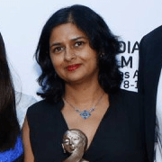 leena2 - Professor Leena Pendharkar Nabs Jury Prize For Short Film