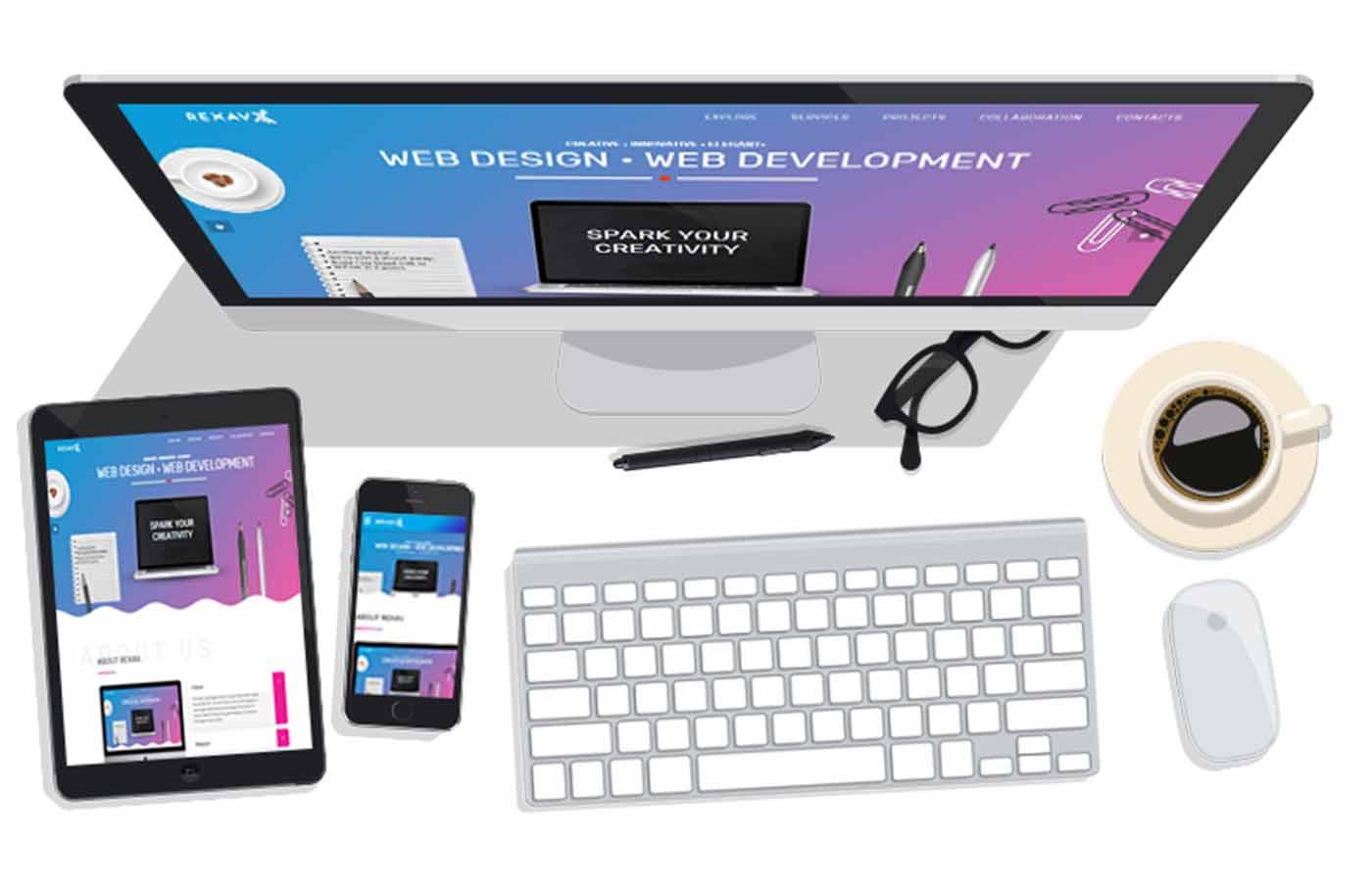 Webdesign website image2