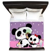 Panda Bear Bedroom Decor
