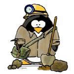 geology penguin